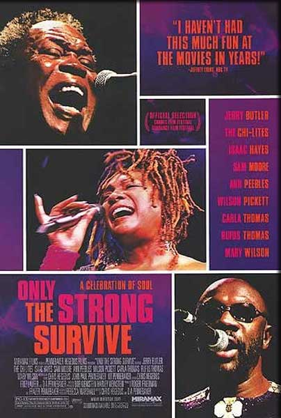 Only the Strong Survive (2002) - Movie Poster