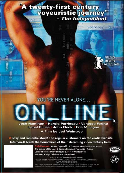 On_Line (2002) - Movie Poster