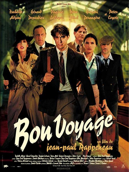 Bon voyage (2003) - Movie Poster