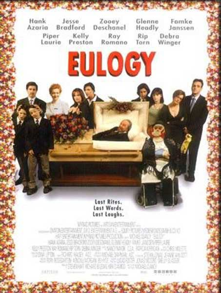 Eulogy (2003) - Movie Poster