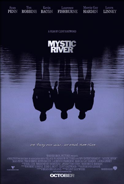Mystic River (2003) - Movie Poster