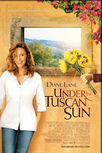 Under the Tuscan Sun (2003) - Movie Poster