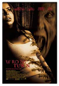 Wrong Turn (2003) - Movie Poster