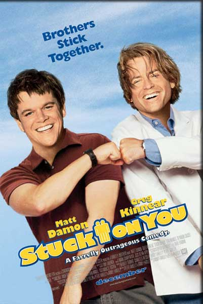Stuck On You (2003) - Movie  Poster