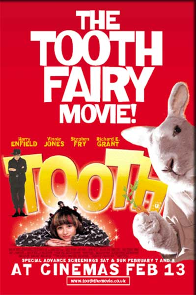 Tooth (2004) - Movie Poster