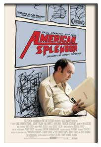 American Splendor (2003) - Movie Poster
