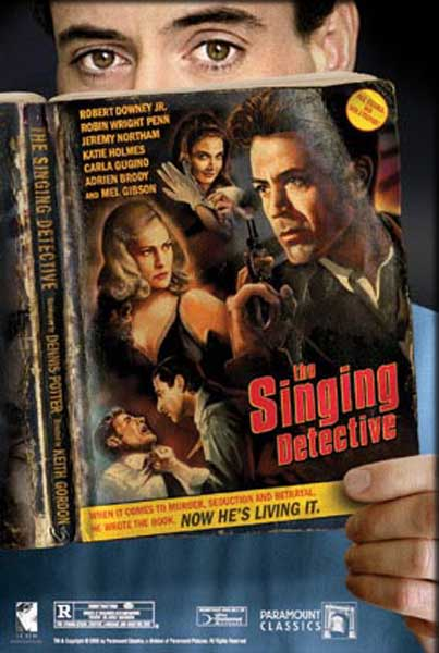 Singing Detective, The (2003) - Movie Poster
