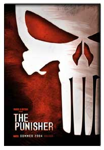 Punisher, The (2004) - Movie Poster