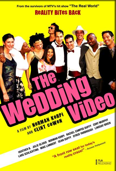 Wedding Video, The (2001) - Movie Poster