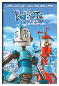 Robots (2005) - Movie Poster
