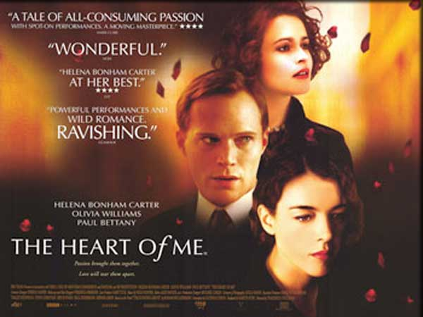 Heart of Me, The (2002) - Movie Poster