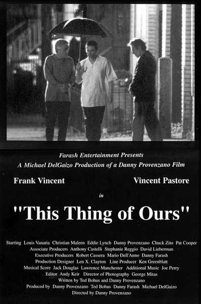 This Thing of Ours (2003) - Movie poster