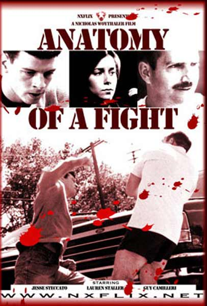 Anatomy of a Fight (2003) - Movie Poster