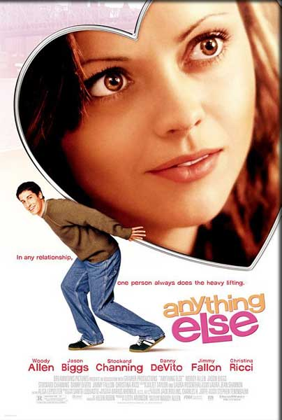 Anything Else (2003) - movie poster