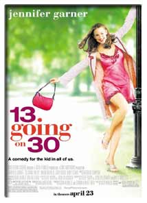 13 going on 30 movie rating