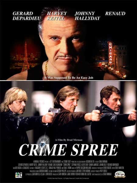 Crime Spree (2003) - Movie Poster