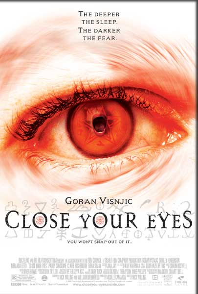Close Your Eyes (2002) - Movie Poster