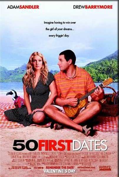 50 First Kisses (2004) - Movie Poster