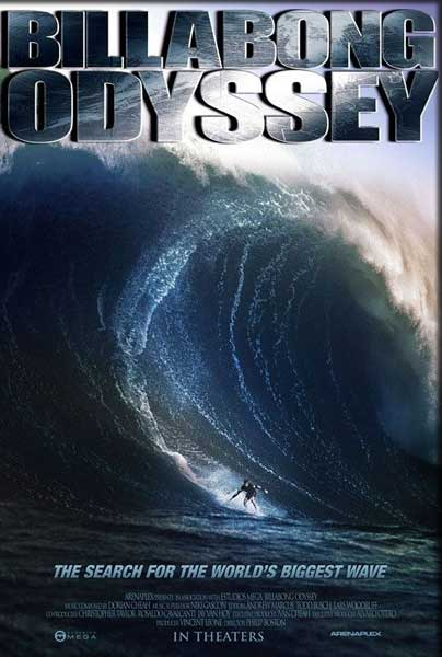 Billabong Odyssey (2003) - Movie Poster