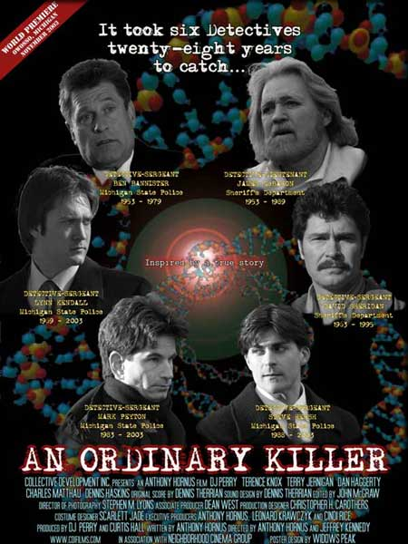 Ordinary Killer, An (2002) - Movie poster