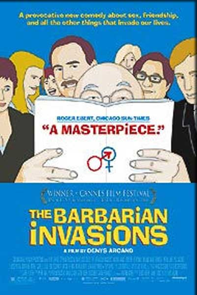 Invasions barbares, Les (2003) - Movie Poster