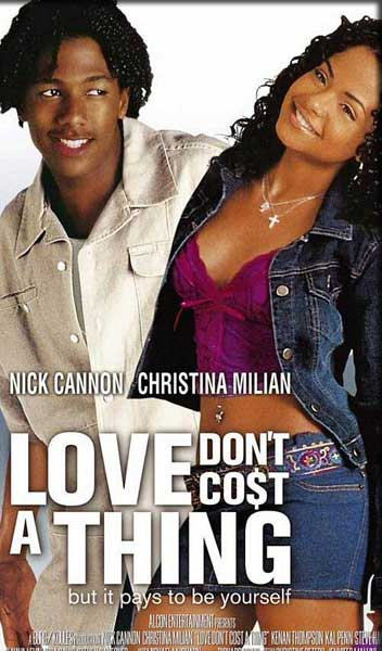 Love Don't Cost a Thing (2003) - Movie Poster
