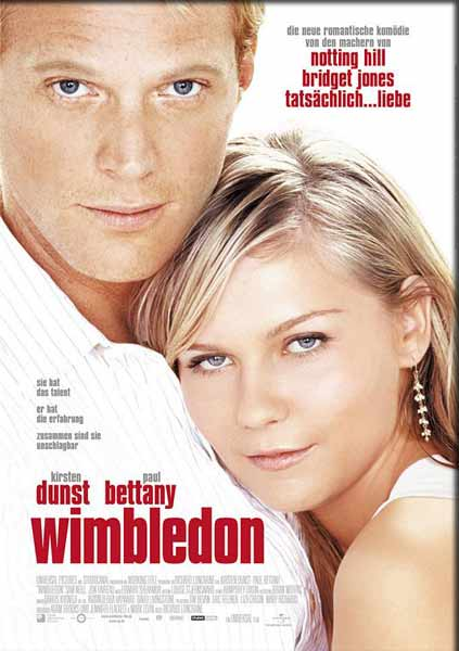 Wimbledon (2004) - Movie Poster