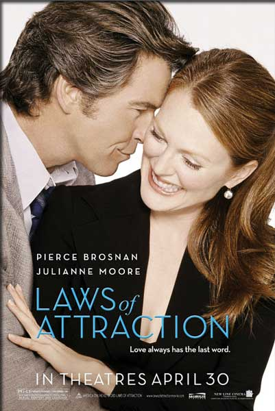 Laws of Attraction (2004) - Movie Poster