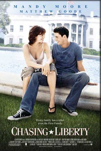 Chasing Liberty (2004) - Movie Poster