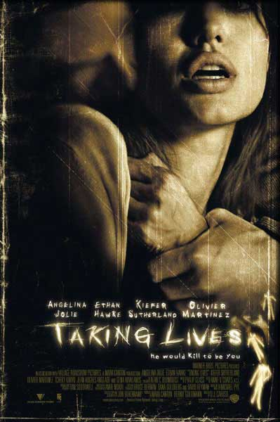 Taking Lives (2004) - Movie Poster