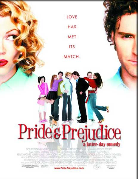 Pride and Prejudice (2003) - Movie Poster