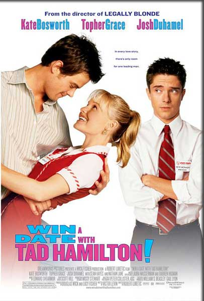 Win a Date with Tad Hamilton! (2004) - Movie Poster