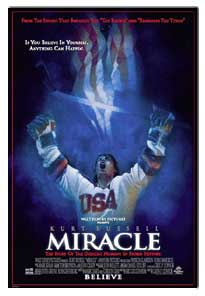 Miracle (2004) - Movie Poster