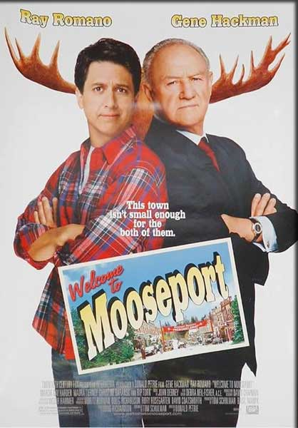 Welcome to Mooseport (2004) - Movie Poster
