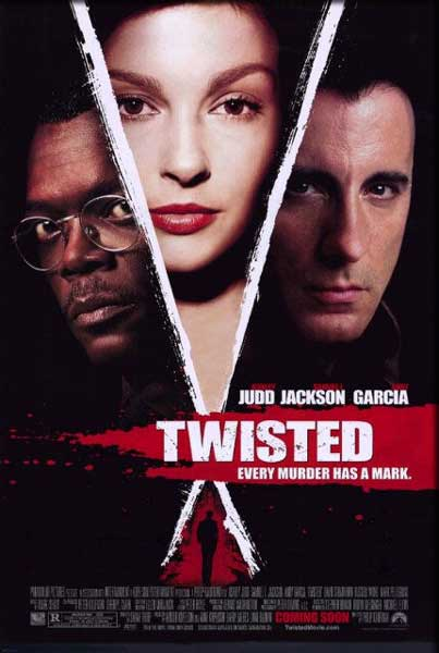Twisted (2004) - Movie Poster
