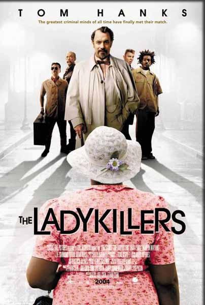 Ladykillers, The (2004) - Movie Poster