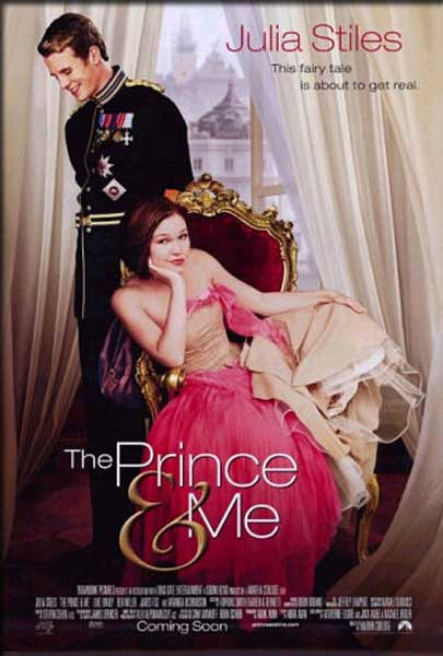 Prince & Me, The (2004) - Movie Poster