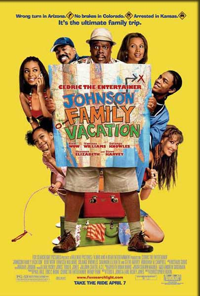 Johnson Family Vacation (2004) - Movie Poster