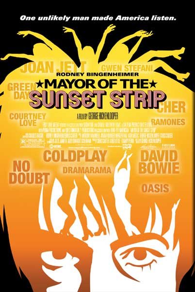 Mayor of the Sunset Strip (2004) - Movie Poster