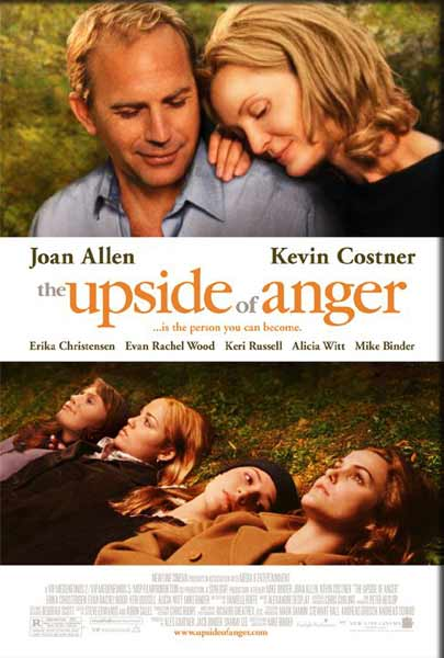 Upside of Anger, The (2005) - movie poster