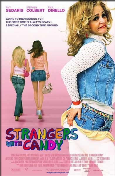 Strangers with Candy (2004) - Movie Poster