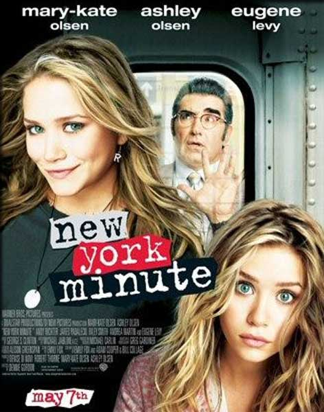 New York Minute (2004) - Movie Poster