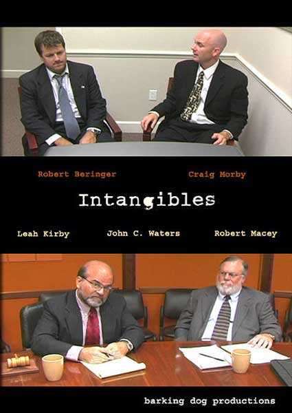 Intangibles (2004) - Movie Poster