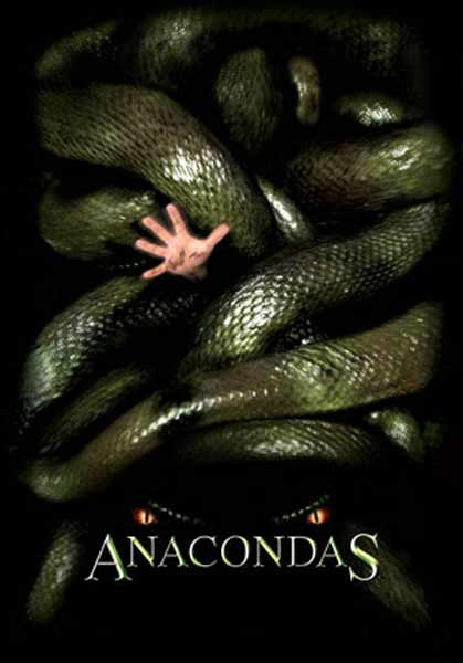 Anacondas: The Hunt For The Blood Orchid (2004) - Movie Poster