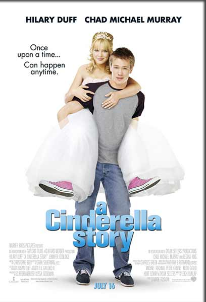 Cinderella Story, A (2004) - Movie Poster