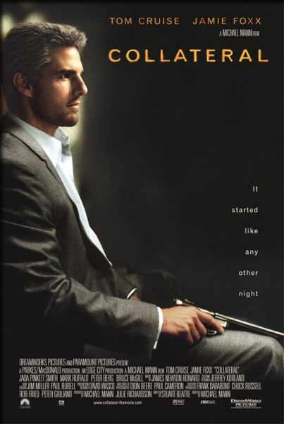 Collateral (2004) - Movie Poster