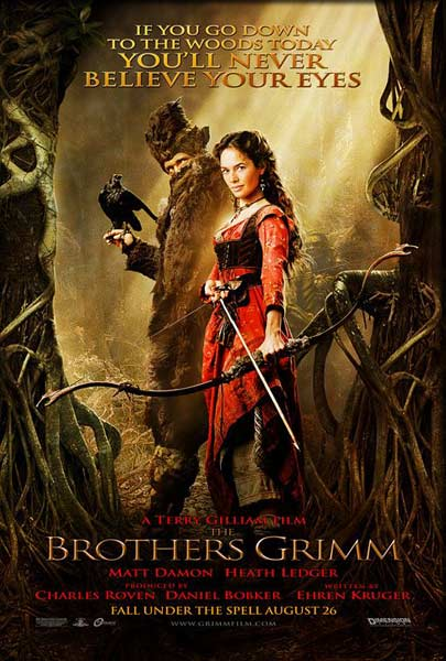Brothers Grimm, The (2004) - Movie Poster