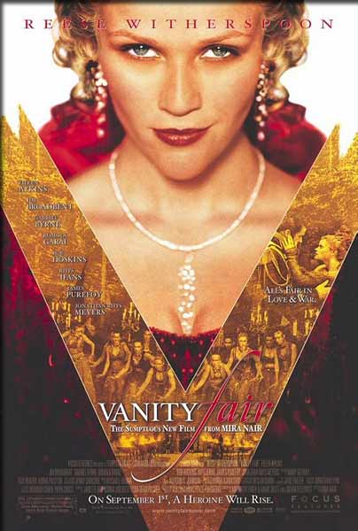 Vanity Fair (2004) - Movie Poster