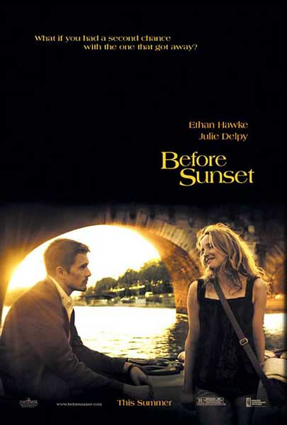 Before Sunset (2004) - movie poster