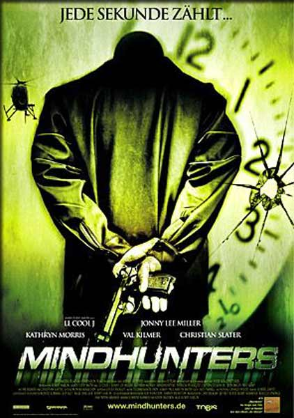 Mindhunters (2004) - Movie Poster